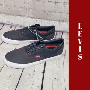 Levi's Men's Canvas Denim Sneaker